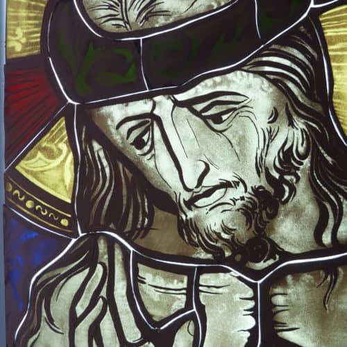 'Christus als Schmerzensmann' (4)