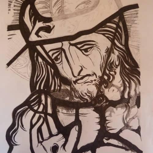 'Christus als Schmerzensmann' (6)